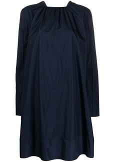 Nina Ricci gathered collar dress