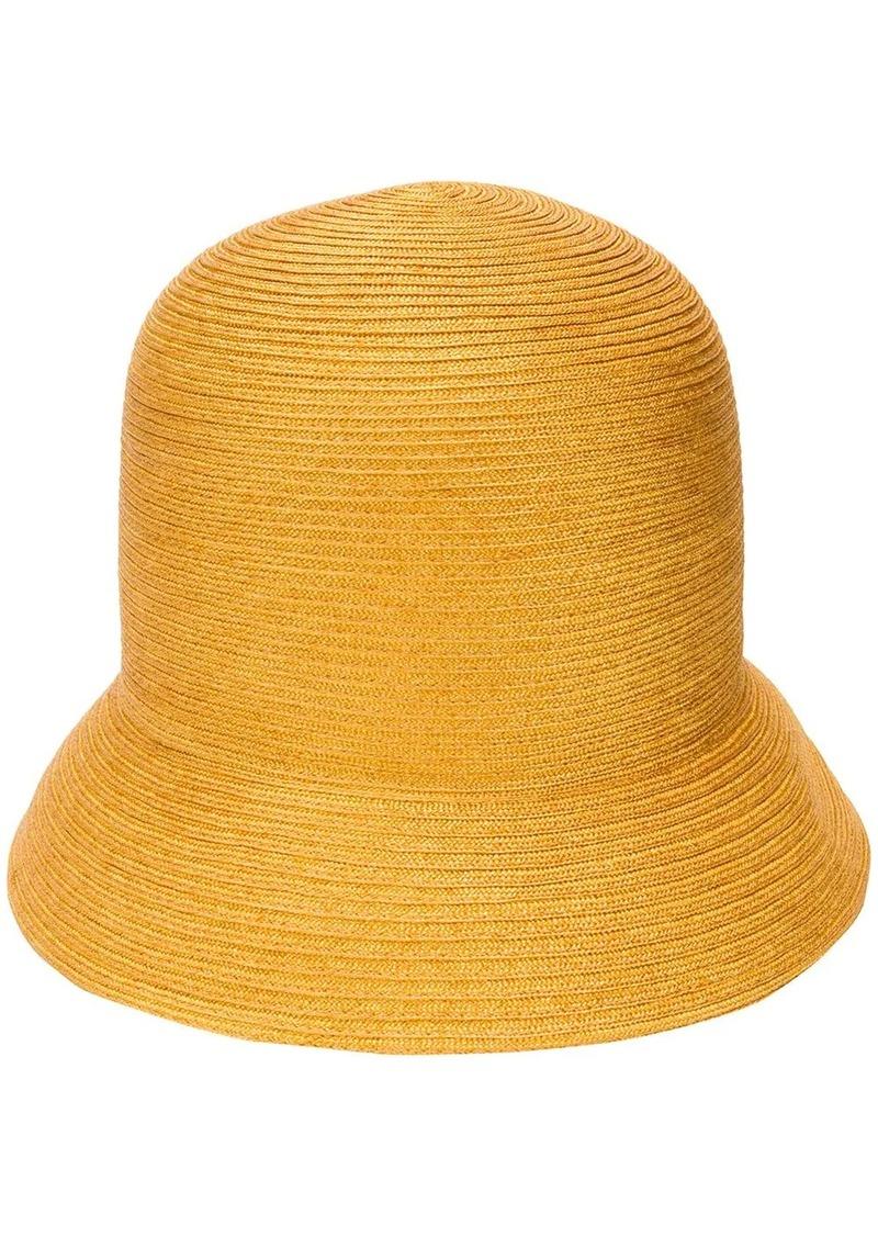 Nina Ricci high woven hat