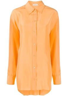 Nina Ricci loose-fit silk shirt