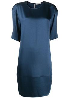 Nina Ricci metallic midi dress