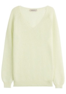 Nina Ricci Mohair Blend Pullover with Wool