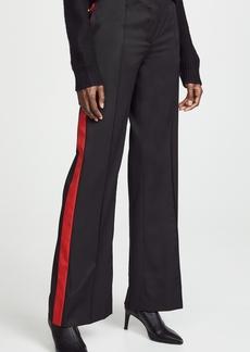 Nina Ricci Contrast Band Trousers