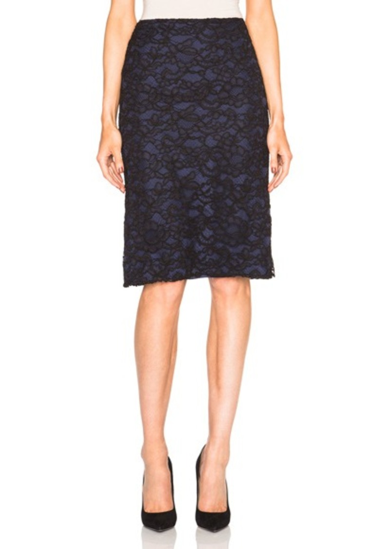 Nina Ricci Cornelly Lace Skirt