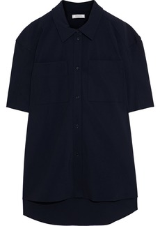 Nina Ricci Woman Ponte Shirt Black
