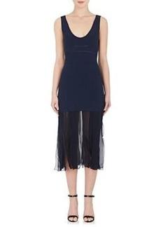 Nina Ricci Women's Compact Knit Sheath Dress