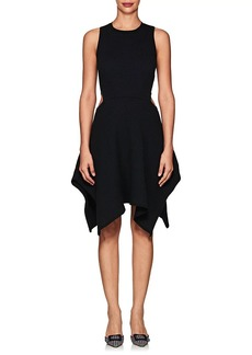Nina Ricci Women's Cutout Wool-Blend Sleeveless Dress