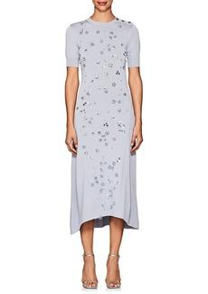 Nina Ricci Women's Embellished A-Line Dress