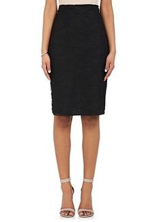 Nina Ricci Women's Lace Skirt