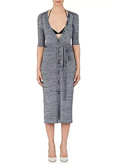 Nina Ricci Women's Wool-Blend Maxi Dress