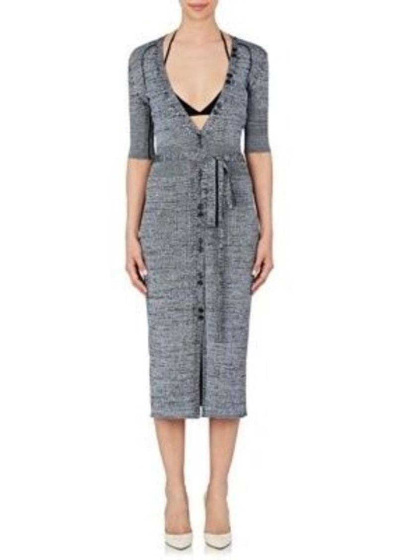 Womens Wool-Blend Sleeveless Sheath Dress Nina Ricci 18UGVa6NJp