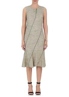 Nina Ricci Women's Wool-Blend Sleeveless Sheath Dress