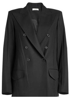 Nina Ricci Oversize Jacket with Wool