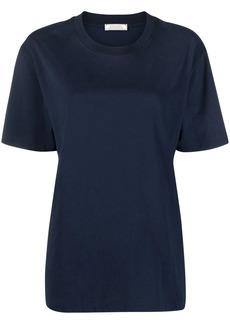 Nina Ricci oversized inverted logo T-shirt