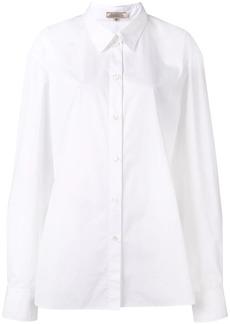 Nina Ricci oversized logo shirt