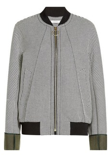 Nina Ricci Printed Cotton Jacket