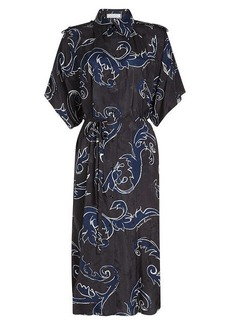 Nina Ricci Printed Dress
