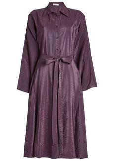 Nina Ricci Shirt Dress with Belt