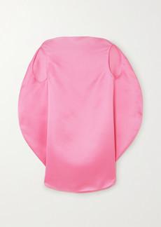 Nina Ricci Silk-organza Blouse
