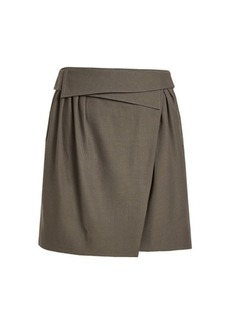 Nina Ricci Skirt with Wool
