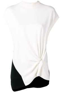 Nina Ricci sleeveless sweatshirt