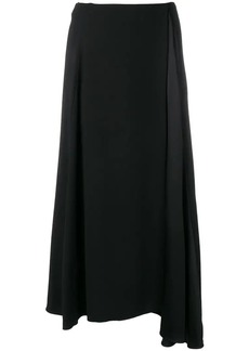 Nina Ricci softly ruffled skirt