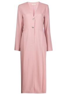 Nina Ricci structured midi dress