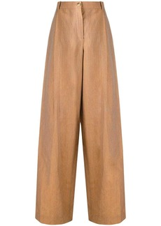 Nina Ricci super flared trousers