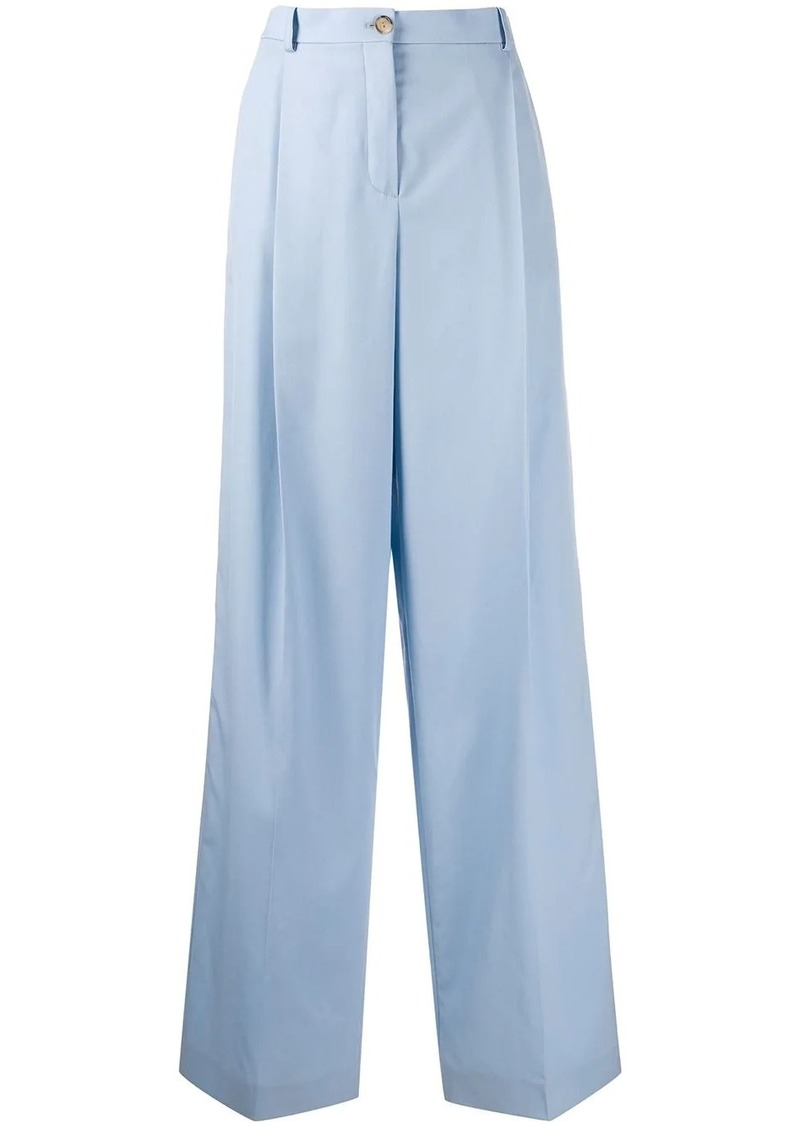 Nina Ricci super flared trousers