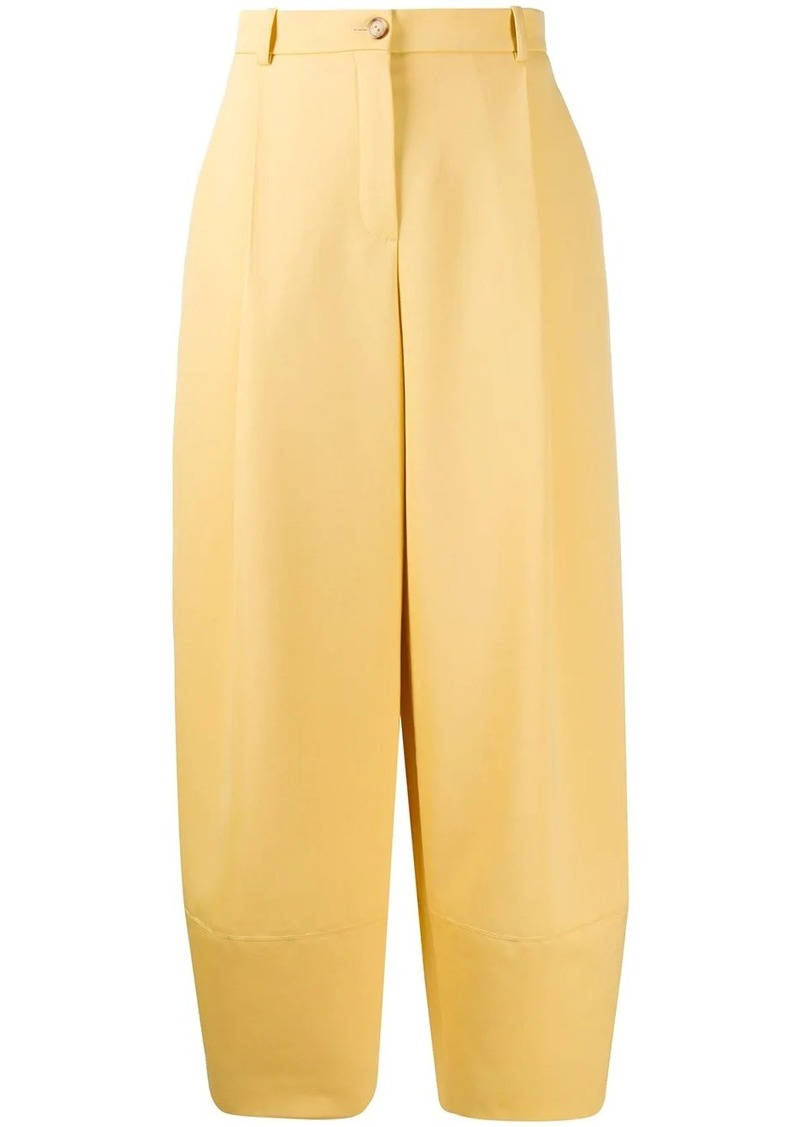 Nina Ricci tailored cropped trousers