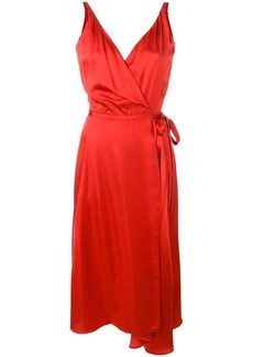 Nina Ricci tie waist dress
