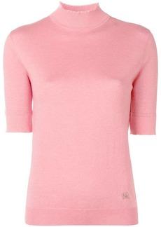 Nina Ricci turtleneck fine knit top