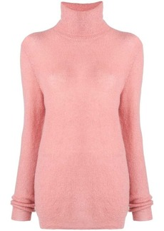 Nina Ricci turtleneck knit top