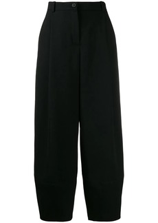 Nina Ricci wide leg high waisted trousers
