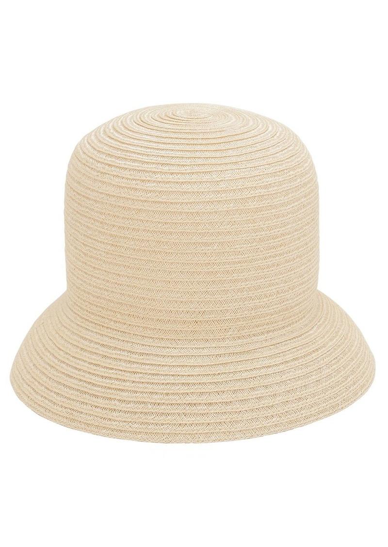 Nina Ricci Woven Hemp Hat