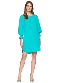Nine West 3/4 Sleeve Shift Dress