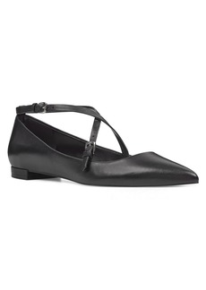 Nine West Artzy Pointy Toe Flats