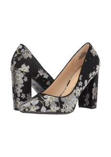 Nine West Astoria Block Heel Pump