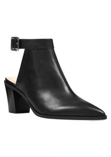 Crossbee Pointy Toe Booties