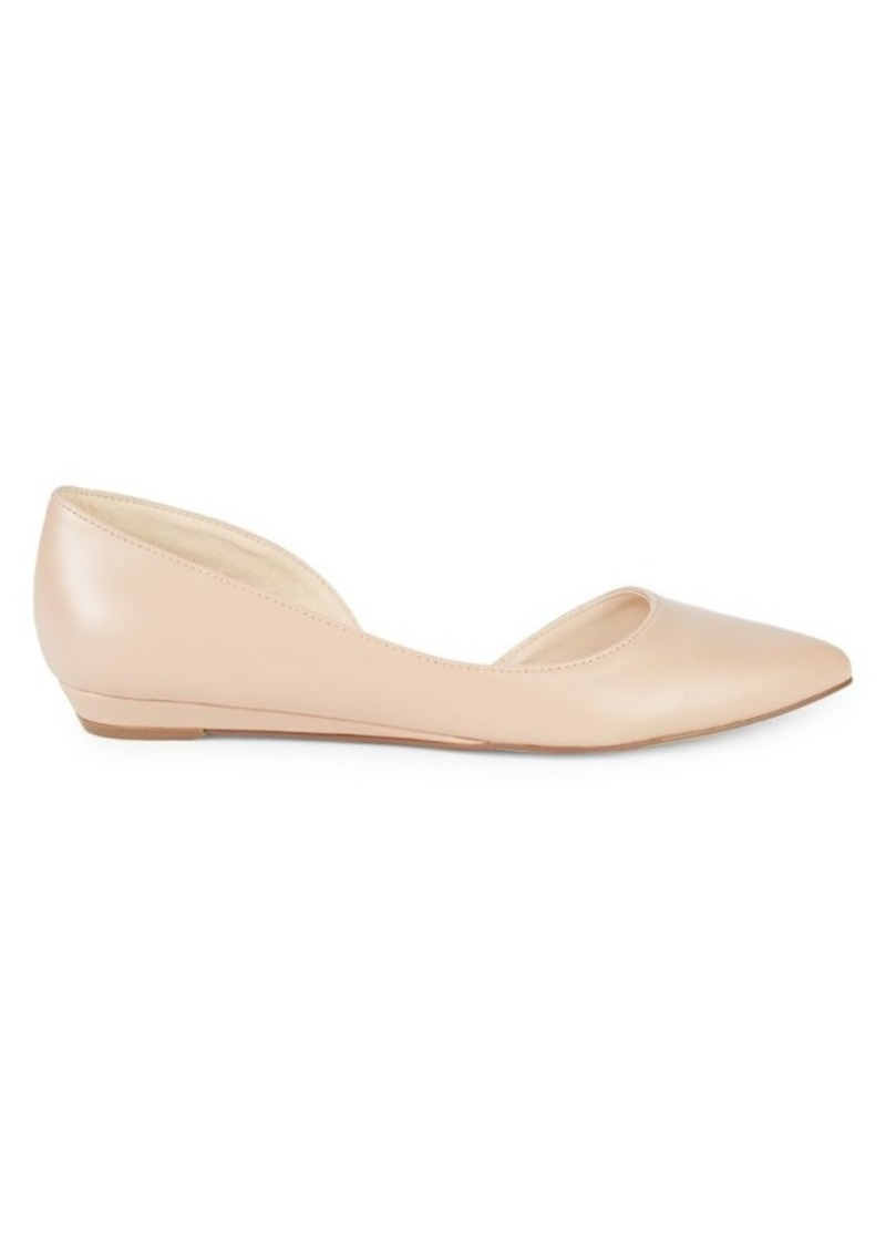 Nine West Cut-Away Flats