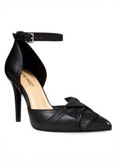 Faintly Pointy Toe Pumps