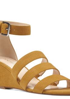 Nine West Ilookatu Ankle Strap Wedges