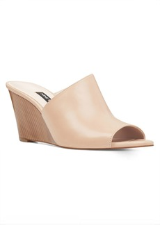 Nine West Janissah Open Toe Mules