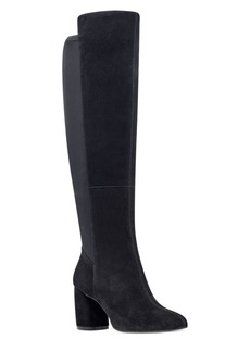 Nine West Kerianna Suede Tall Boots