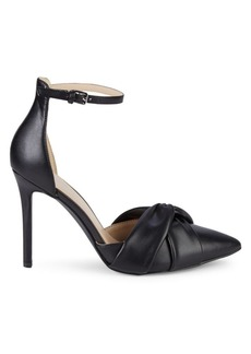 Nine West Knotted Point Toe Pumps