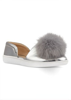 Leah Pom Pom Sneakers