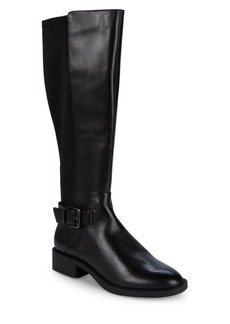 Nine West Leather Riding Boots