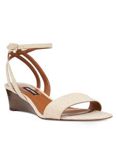 Nine West Lewer Wedge Sandals