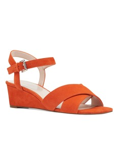 Nine West Lucyme Wedge Sandals
