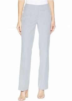 Nine West Mini Stripe Trouser Pants