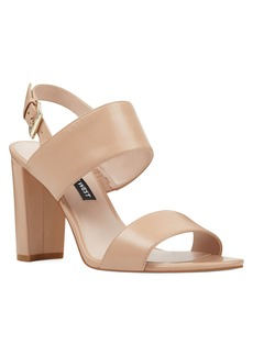 Nine West Narolyn Block Heel Sandals